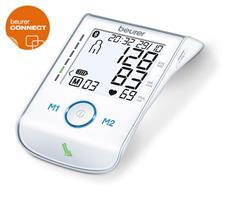 Helautomatisk blodtrycksmätare för överarm med Bluetooth®