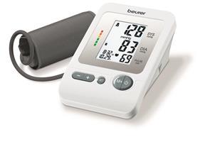Helautomatisk blodtrycksmätare för överarm